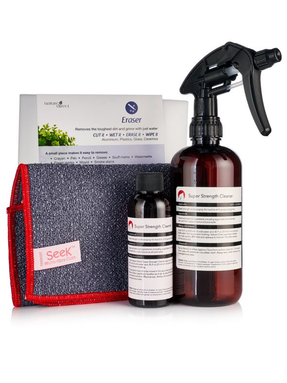 Nature Direct Freshen Up Cleaning Bundle